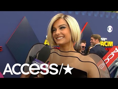 Cover Lagu ACM Awards 2018: Bebe Rexha On Her 'Meant To Be' Collab With Florida Georgia Line | Access STAFABAND