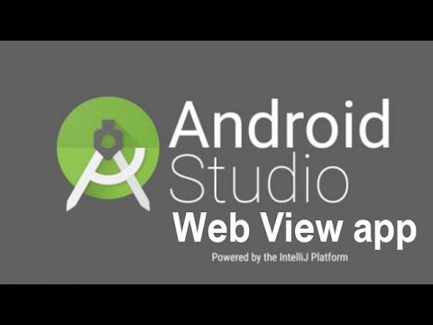 WebView with Android Studio Part 1