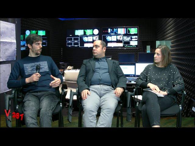 ValdoTv 361, Puntata 1: meteorologia e previsioni meteo