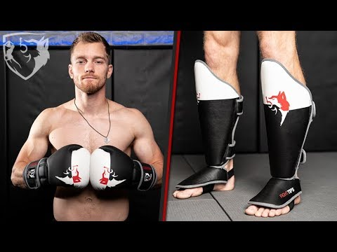 NEW Gloves, Shin Guards, & MMA Training Courses