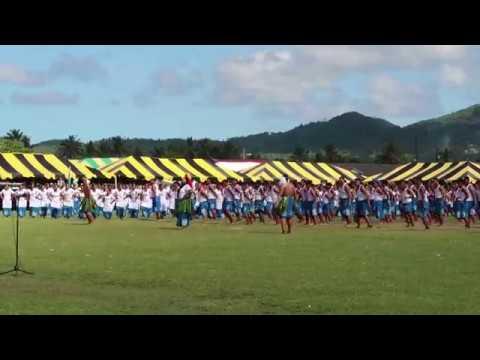 Samoana High School | Flag Day 2019 American Samoa