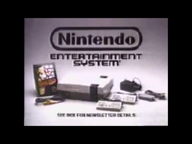 Classic 80's NES Commercials Tribute (Featuring 憂鬱)