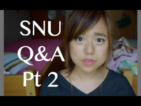 How I Pay for My Tuition, Muslims in Korea, and more! | Seoul National University Q&A