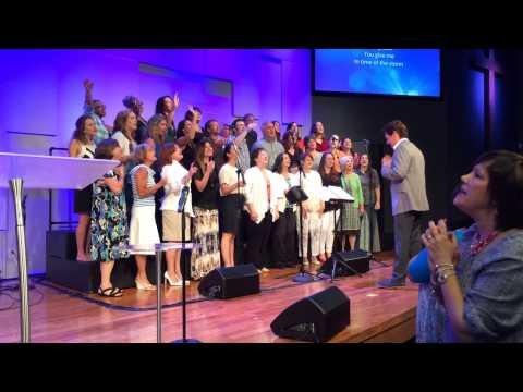 """Grace Church Nashville  Choir  """"Total Praise"""""""