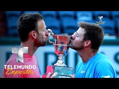 ¿Cuánto ganó Santiago González por arribar a la final? | Más Deportes | Telemundo Deportes