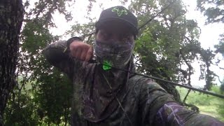Bow Hunting Hogs - South Texas