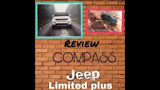 Jeep Compass limited plus full Test Drive Review | Jeep compass limited plus  review | sunroof