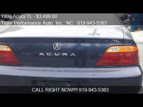 1999 Acura TL 32TL For Sale In Durham NC 27703 At The Tige