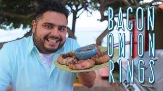 Add Bacon And Take Your Onion Rings To El Guzii's Level - #mituverano #viveelverano