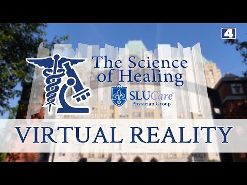 The Science of Healing: Virtual Reality - Medicine's New Frontier