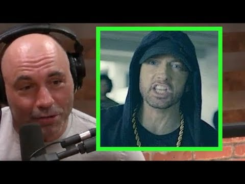 Joe Rogan on Eminem Being Anti-Trump