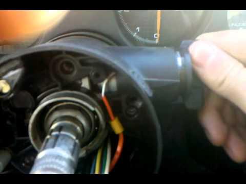 1989 Firebird Formula Key Stuck In The Ignition Youtube