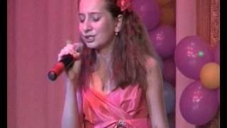 11 year old Jazz singer -Gerhwin - Someone to wacth over me - Alina Zlatopolskay