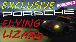 Porsche 911 GT3 RSR - Flying Lizard Motorsports 2011 Videos