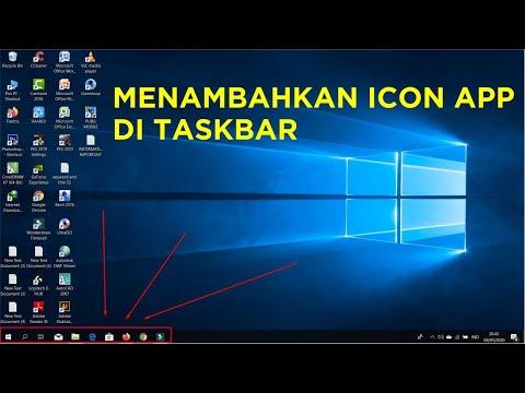 Memunculkan Windows Explorer Di Taskbar Youtube