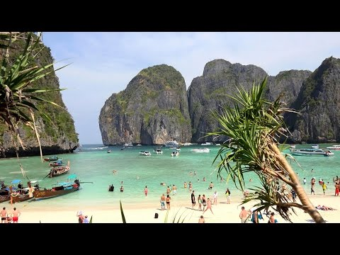 Ko Phi Phi & Railey, Thailand in 4K (Ultra HD)