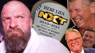 Why WWE NXT Is Dead