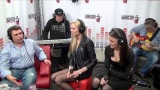 Группа Весна Живая струна 29 апреля 2014 года Прямая трансляция на Радио Шансон
