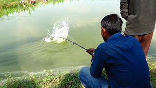 Big Rohu Fishing Videos By Hafiz In Fishing Events
