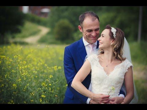 Bury Court Barn Wedding Video Fusion Film - Hampshire