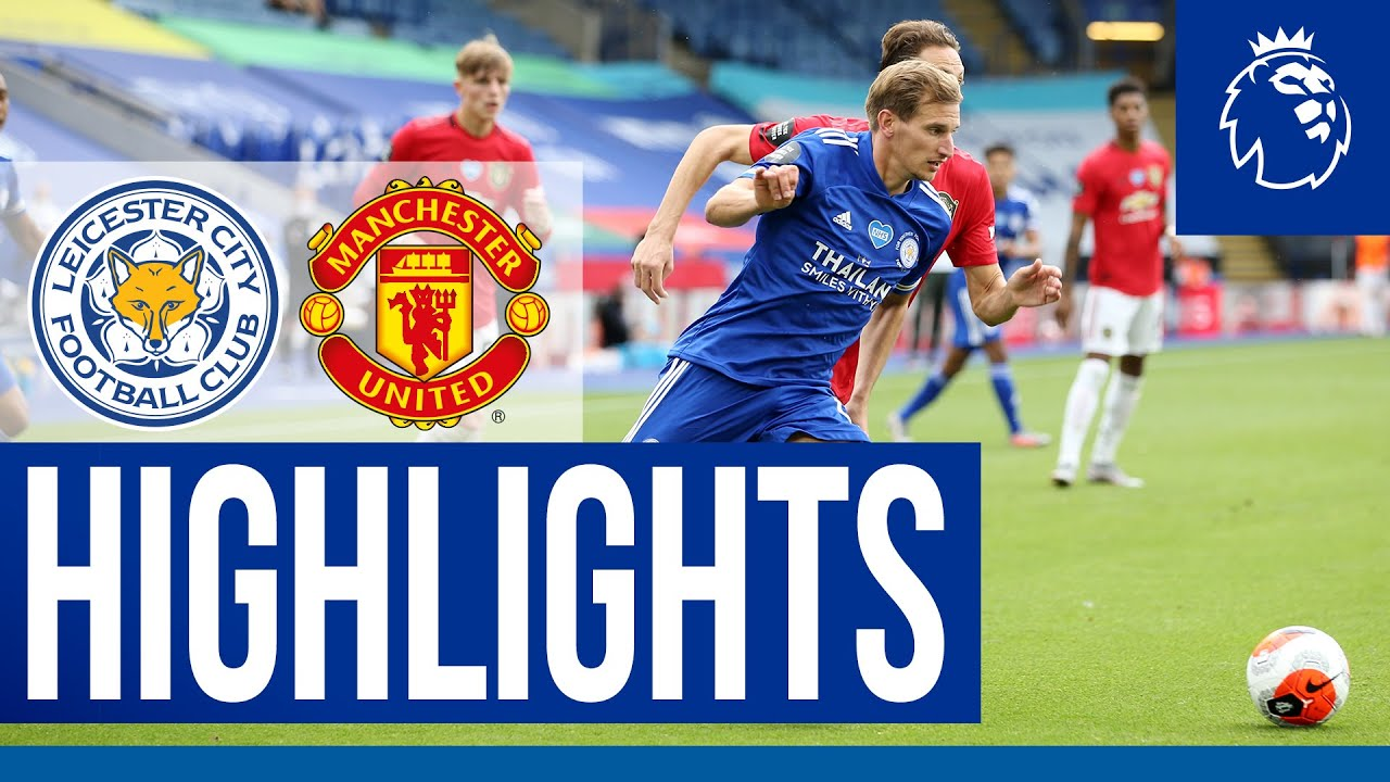 Download Final Day Defeat For The Foxes | Leicester City 0 Manchester United 2 | 2019/20