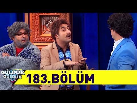 Güldür Güldür Show 183 Bölüm Tek Parça Full Hd как поздравить с
