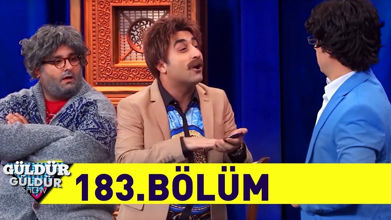 Güldür Güldür Show 183 Bölüm Tek Parça Full Hd Youtube