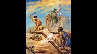 Tông đồ thời cuối - Cùng Chúa vác Thánh Giá chịu nhục nhã - Đóng đinh và cùng chịu chết với Ngài