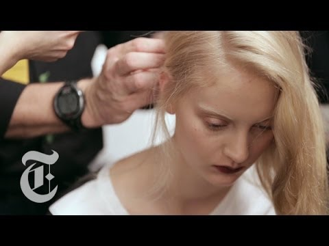 New York Fashion Week 2014 | Behind the Scenes | The New York Times