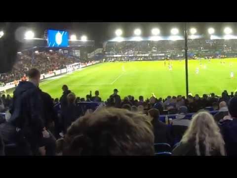 Portsmouth 0 - Southampton 4, 24/09/19 - Fourth goal (Redmond)