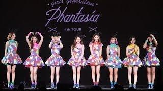 1080p [Fancam] 160130 [SNSD] - 4th Tour Phantasia in Bangkok