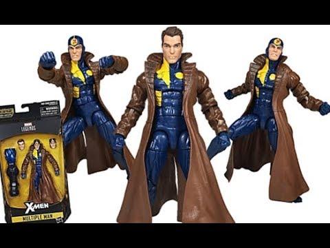 """Marvel legends X-Men MULTIPLE MAN 6/"""" Figurine APOCALYPSE BAF nouveau"""