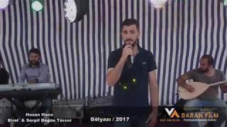 Hozan Haco \\topık doste\\ Birol \u0026 Serpil Düğün Töreni Gölyazı / 2017