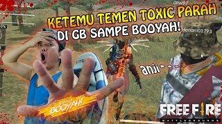 KETEMU TEMEN TOXIC PARAH TP JAGO MAIN AUTO BOOYAH ( ngakak online ) - GARENA FREE FIRE