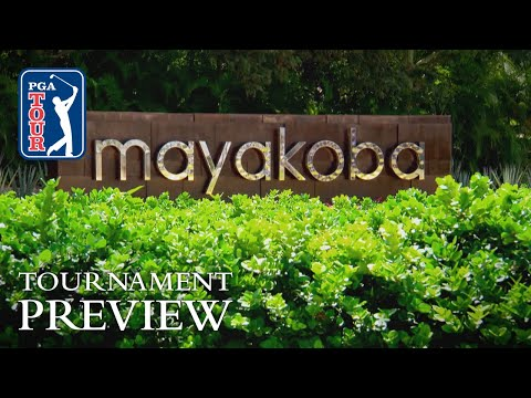 Mayakoba Golf Classic preview