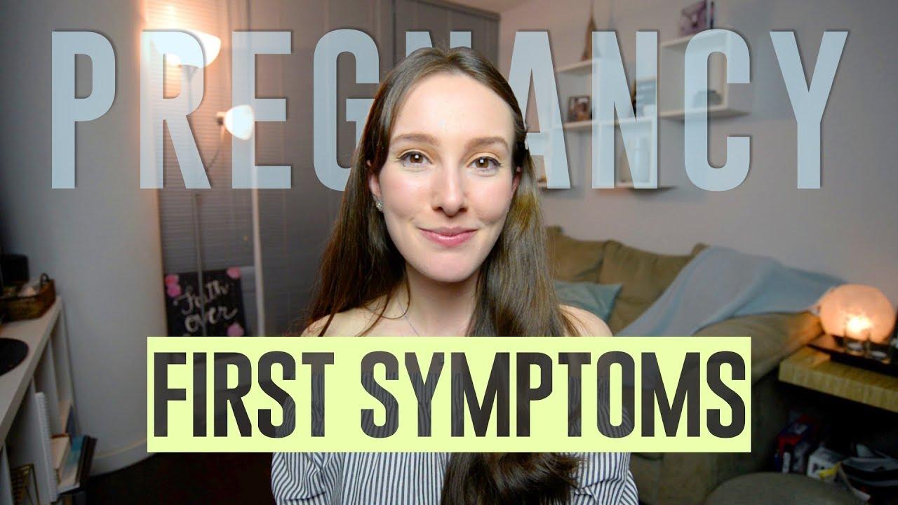 Early Pregnancy Symptoms (Two Week Wait, 1-13 DPO) - YouTube