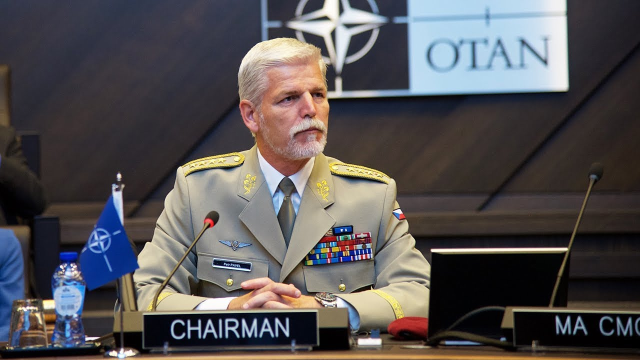 General Petr Pavel Ends Tenure As Chairman Military Committee 29
