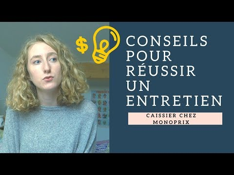MES CONSEILS POUR DEVENIR CAISSIER(E) - JOB D'ÉTÉ
