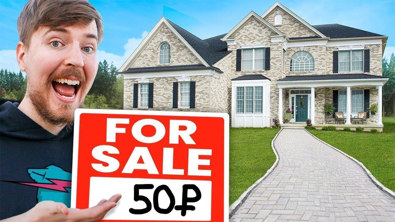 Я продал дом за 1$