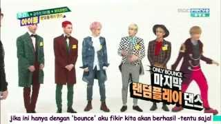 [INDO SUB] WEEKLY IDOL with BOYFRIEND Bounce era part 2