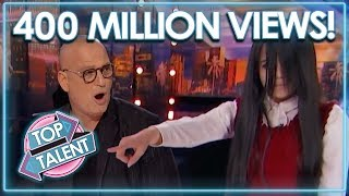 MOST VIEWED Auditions from American Idol & America's Got Talent EVER! | Top Talent