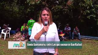 Sonia Santamaria entre los que suenan a la alcaldía de San Rafael