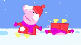 Peppa Pig Official Channel | Peppa Pig Winter Boo Boo Moment Special
