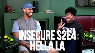 "Insecure Season 2 Episode 4 ""Hella LA"" Discussion 