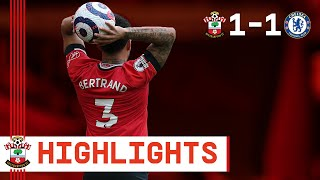 FULL HIGHLIGHTS: Southampton 1-1 Chelsea | Premier League