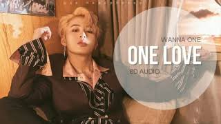 8D Wanna One 39 One Love.mp3