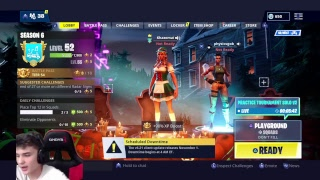 Playground 1v1ing For A #SPECIAL #TREAT (#FORTNITE #BATTLE #ROYALE) FREE VBUCKS AND SKINS