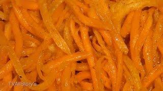 ПРАВИЛЬНАЯ морковь по корейски !!!