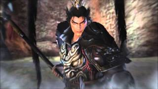 Shin Sangokumusou 7 (Dynasty Warriors 8) OST - Solid State Mind HQ