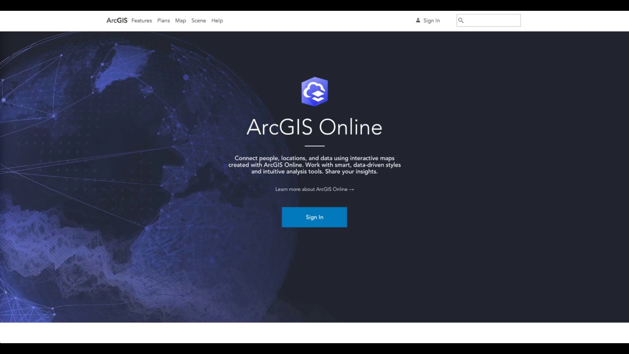 The new ArcGIS Online Organization pages - June 2018 update